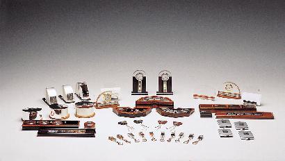 태극문양을 응용한 탁상용품 디자인