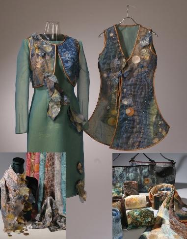 한복의 선을 살린 보헤미안스타일의 패션디자인연구