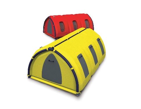 다기능 텐트