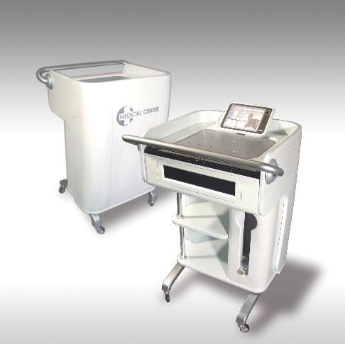 EMR 시스템 기반의 병원용 디지털 카트 & 차트 디자인 제안